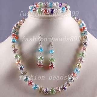 New Swarovski Crystal Loose Beads Necklace Bracelet Earrings Series