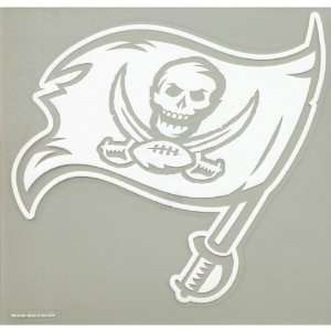 Tampa Bay Buccaneers   Logo Cut Out Decal Automotive