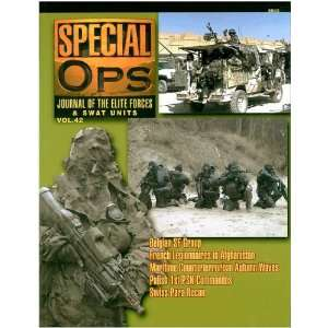 Publications Special Ops Journal #42 Belgian Special Forces Group
