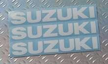 RIZLA SUZUKI MotoGP Stickers Decals GSX R 600 750 1000
