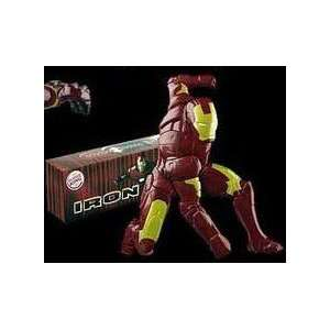Burger King Kids Meal Iron Man Toy Build An Iron Man 2008