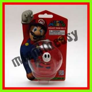 Nintendo Super mario Bros 1.5 Shy Guy Figure Toy V1