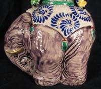 Good Meiji Period Japanese Kutani Satsuma Figural Vase