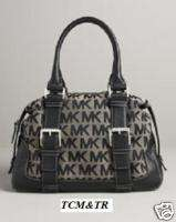 Michael Kors Brookville Jacquard Medium Handbag $380