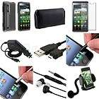 9in1 Accessory Bundle Case Charger Cable Stylus Headpho