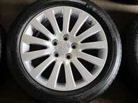 2011 Buick Regal Factory 18 Wheels Tires OEM Rims 4100 9598126