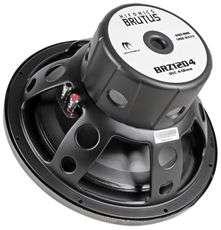 BRZ12D4 12 1200 Car Stereo Subwoofer + Vented Sub Box Enclosure
