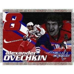 Alexander Ovechkin #8 Washington Capitals NHL Woven