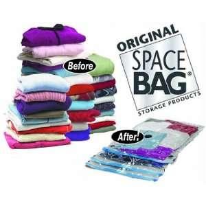 on TV Original SPACE BAG Vacuum Seal Storage (Large)