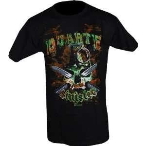 Sinister Brand Joe Duartee Full Metal Jacket Black T Shirt