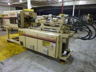 1988 85 Ton Cincinnati Milacron Injection Molding Machine VT85 5