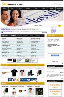 Established Money Making Classified Website Business