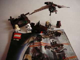 Lego # 7139 Star Wars Ewok Attack Circa2002