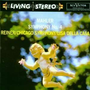 Symphony No. 4 Reiner/Chicago Symphony/ Lisa Della Casa Living Stereo