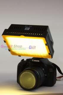 160pcs LED Light Flash DV Canon 5D MKII, 7D, 550D, 600D
