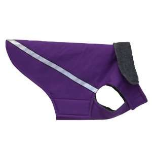 Products West Coast Rain Wear Dog Coat, Size 18, Purple Pet Supplies