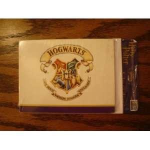 Harry Potter Hogwarts Crest Party Supply Invitations 8