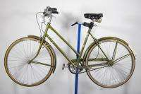 Vintage 1972 Raleigh Sports Ladies tourist 3 speed bicycle bike 21