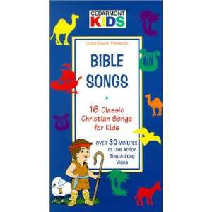 16 Classic Christian Songs for Kids [VHS] Cedarmont Kids Movies & TV