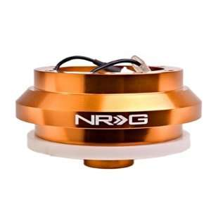Prelude NRG (Royal Gold) Steering Wheels Short Hub (Part SRK 110HRG