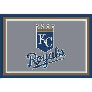 MLB Team Spirt Rug   Kansas City Royals: Sports & Outdoors