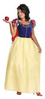 Adult Snow White Disney Costume Deluxe