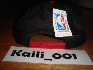 VTG Chicago Bulls Snapback Hat Starter Logo 7 OG NY BOS