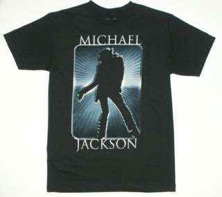 New MICHAEL JACKSON Black T SHIRT Smooth Criminal S M L