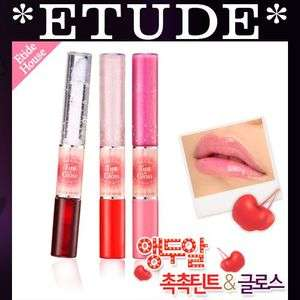 ETUDE HOUSE] Fresh Cherry Tint & Gloss #3 Pink Double