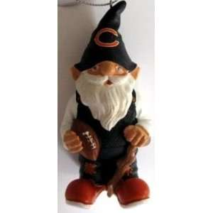 Chicago Bears NFL Gnome Christmas Ornament
