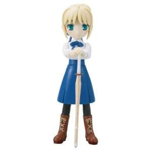 SnapPs 05 Fate/Stay Night Saber in Armor PVC Figure Toys
