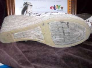 MONTEGO BAY CLUB WOMENS SIZE 7 SUMMER STRAP HEELS