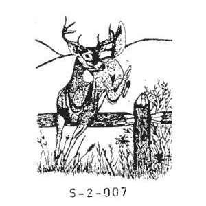 Deer   Detail Master Heat Transfer Pattern  Kitchen