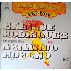 Los Reyes Del Fox Vol. 1 Canta Armando Moreno (VINYL LP