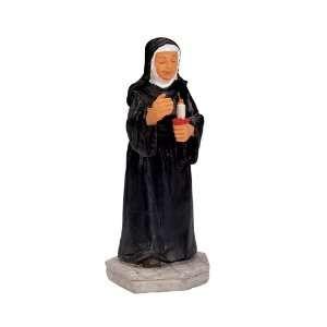 Lemax Christmas Village Collection Nun Figurine #12471