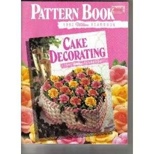 of Cake Decorating 1992 Pattern Book Wilton Enterprises Books