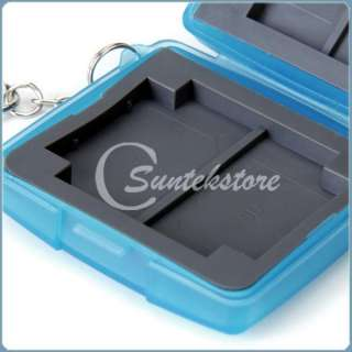 ... MINI MEMORY CARD STORAGE CASE / WALLET HOLDS 2 CF/4 SD ...