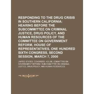 , Drug Policy (9781234089023) United States. Congress. House. Books
