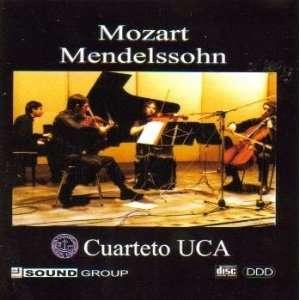 Cuarteto Para Piano Y Cuerdas en Si Menor, Op. 3 Cuarteto UCA