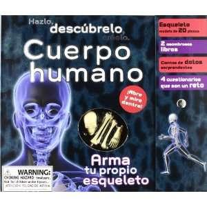 HAZLO DESCUBRELO Cuerpo human (9781407572918): Cuerpo humano: Books