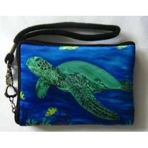Sea Turtle Camera Bag Cell Phone Case