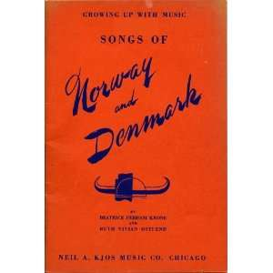 and Denmark (Words/Piano/Historical Notes) (Growing Up With Music