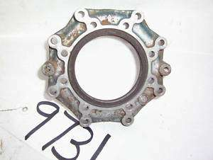 Kubota D600 Diesel Engine REAR MAIN SEAL HOUSING