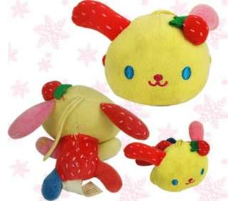 Sanrio Usahana X MacDonald Bag Dangling Soft Plush Toy