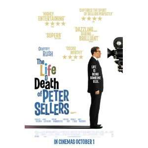 The Life and Death of Peter Sellers Poster Movie D 11 x 17
