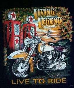 NEW Mens Harley Panhead Motorcycle Biker Sweatshirt