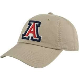 Nike Arizona Wildcats Khaki 3D Tailback Hat  Sports