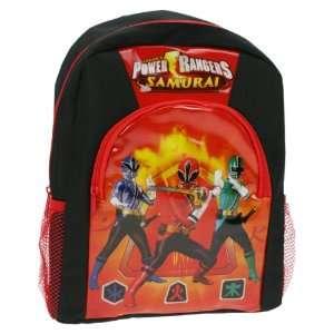 Power Rangers Samurai School Bag Rucksack Backpack Toys & Games