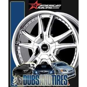 AMERICAN RACING PERFORM wheels ALERT Chrome wheels rims Automotive