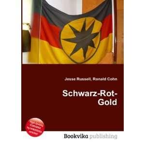 Schwarz Rot Gold Ronald Cohn Jesse Russell Books